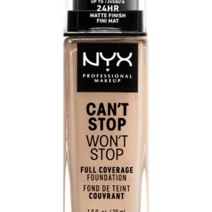 NYX Can't Stop Wont Stop- Light Ivory